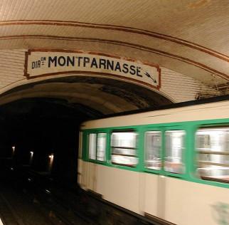 Metro de Paris Ligne 12 Solferino