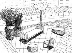Avenir mobilier urbain - Crédit image Marc Aurel