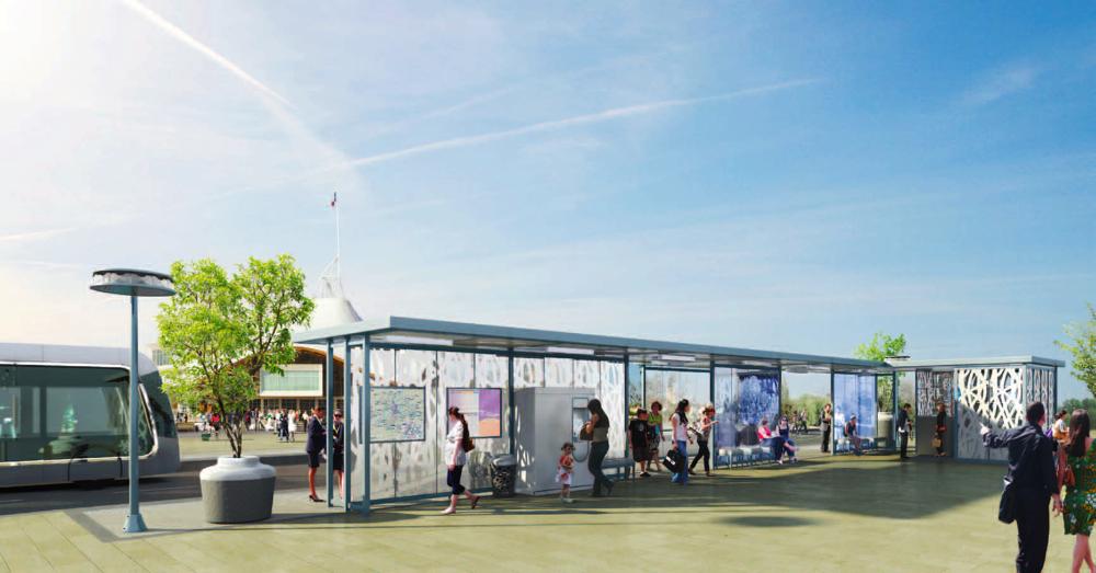 Etude du Bus à haut niveau de service (BNHS) pour l'agglomération de Metz