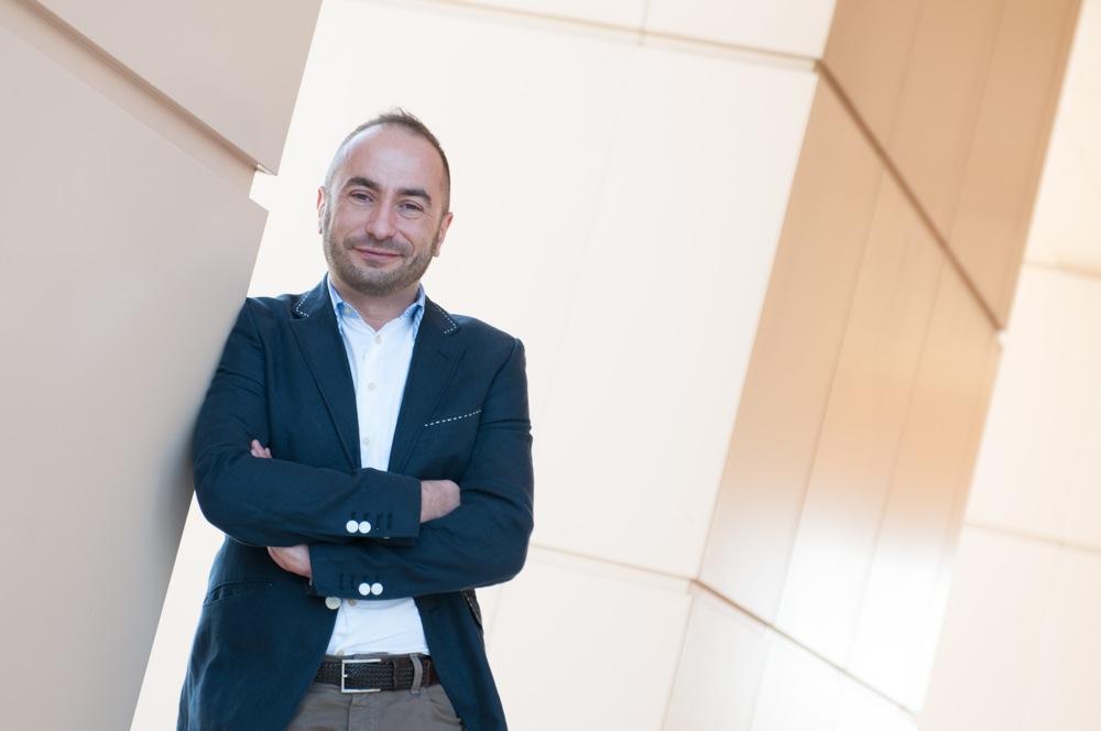 Cyril Zammit, directeur des Design Days Dubai