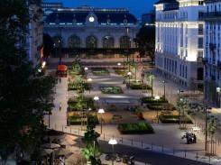 Lyon Brotteaux © Aurel design urbain