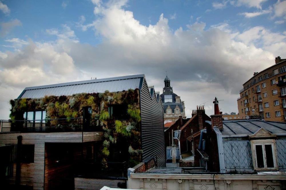 La ville comme laboratoires d'idées : ici Tourcoing