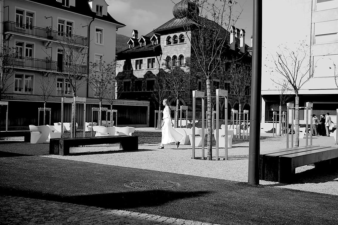 En Suisse, des usagers très sensibles au mobilier urbain