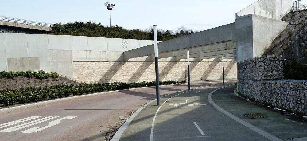 L'échangeur Créteil-Pompadour