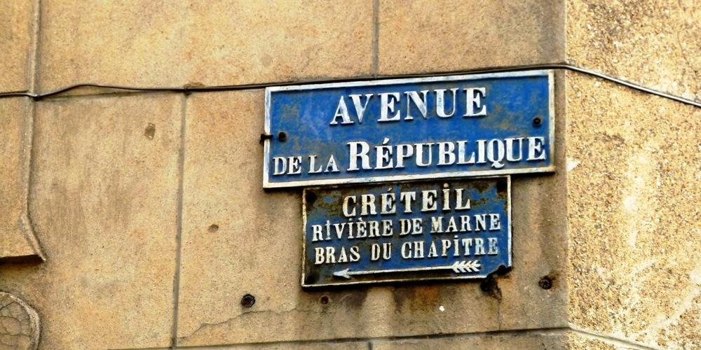 Plaques à Créteil