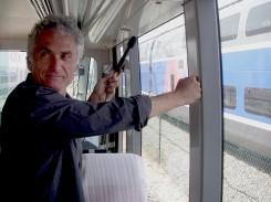 Michel Redolfi - Réglage tram Nice_Alstom