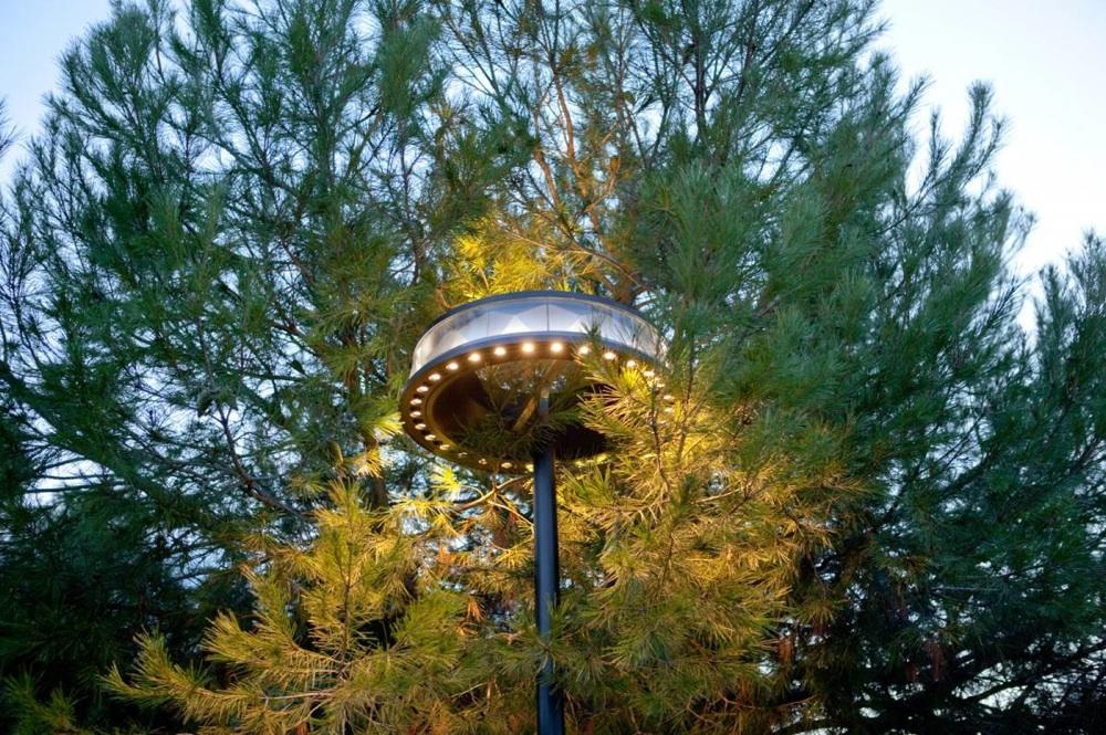 Le luminaire Anello dessiné par Marc Aurel