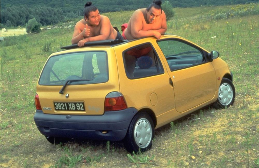 La première Twingo - Renault