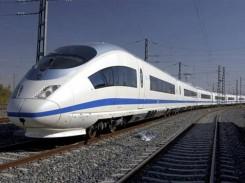 Le TGV chinois © Afp