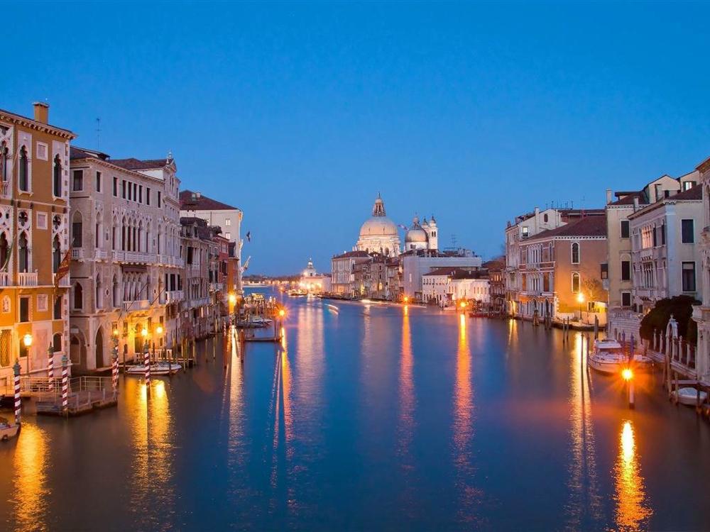 L'éclairage à Venise, une série d'ambiances lumineuses
