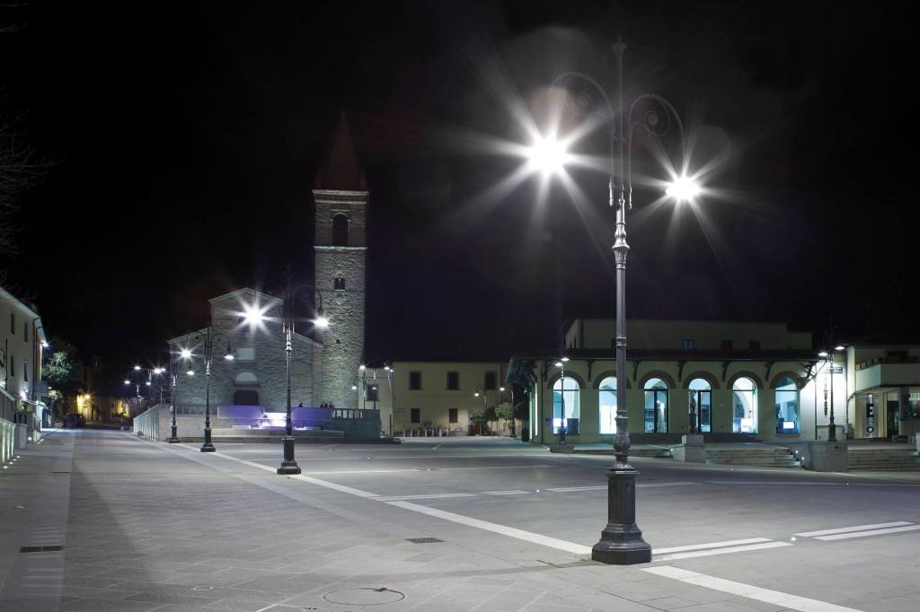 Dispositif AEC à Arezzo