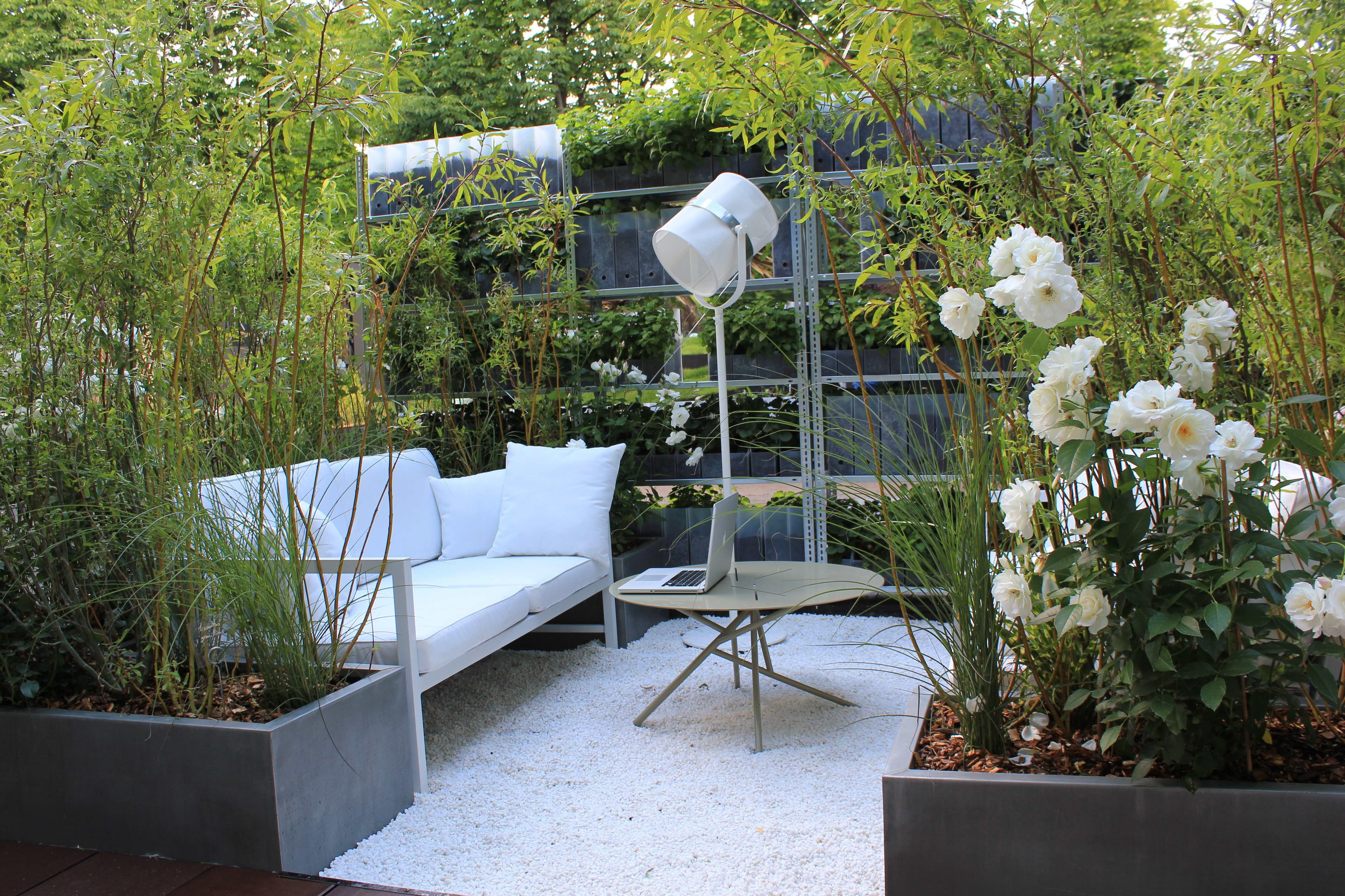 les jardins de gally passer de l 39 espace vert l 39 espace. Black Bedroom Furniture Sets. Home Design Ideas