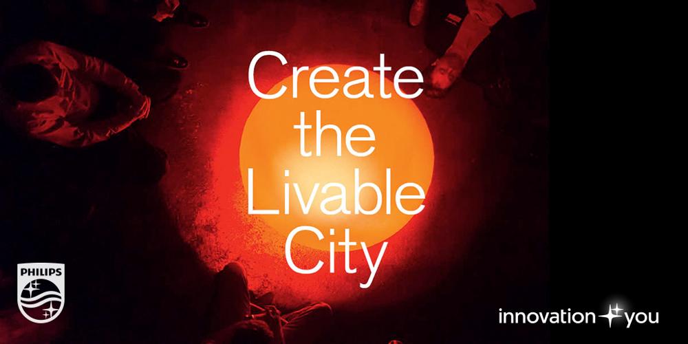 """La couverture du livre en version anglaise """"La ville habitable"""""""