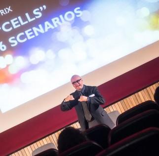 """Marco Bevolo, co-auteur du livre """"Créer la ville habitable"""""""