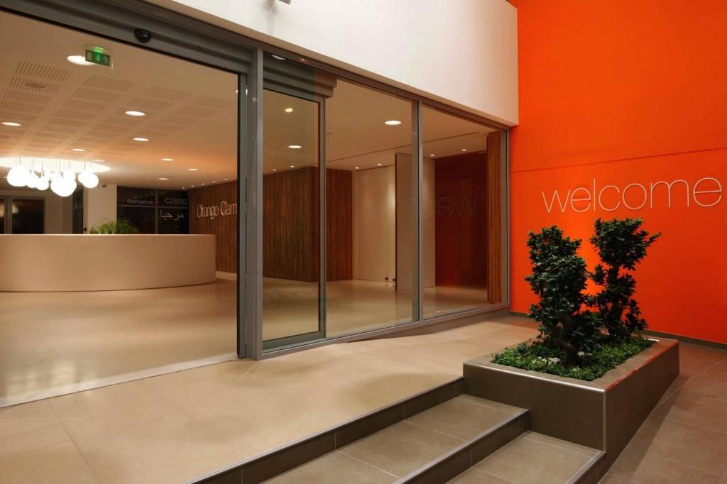 Orange Campus Paris-SERAU - Au delà de l'Idée