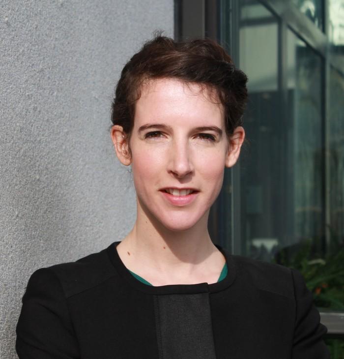 Emilie Hergott - Ingénieur d'affaires Ductal LAFARGE